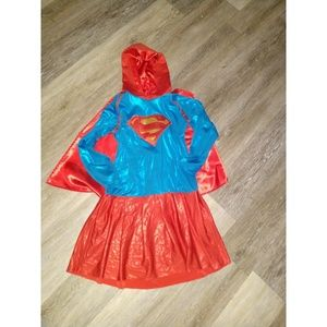 Rubie's Other - Supergirl Hoodie size XL
